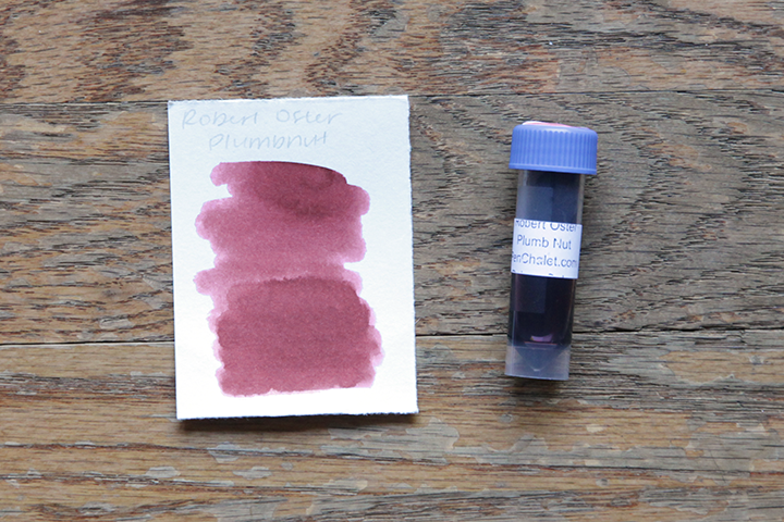 review: robert oster signature plumb nut
