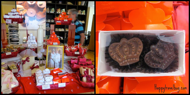 Chocolate shop in Monaco.  Seen on The Amazing Race