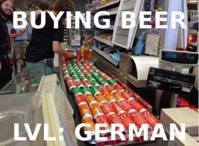 Bier einkaufen lustig Deutschland
