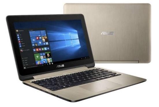 Harga Laptop Asus Zenbook Flip UX360UAK Tahun 2017 Lengkap Dengan Spesifikasi