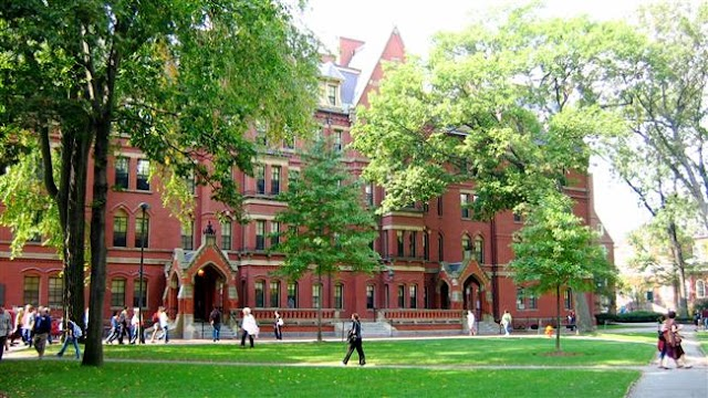 Harvard University in Cambridge, Massachusetts admits historical connections to slavery