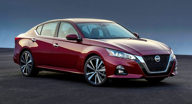 Galleries, New Cars, New York Auto Show, Nissan, Nissan Altima, Nissan Videos, Reports, Video