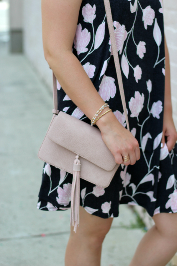 spring style, bohoblu, how to style a dress for spring, style on a budget