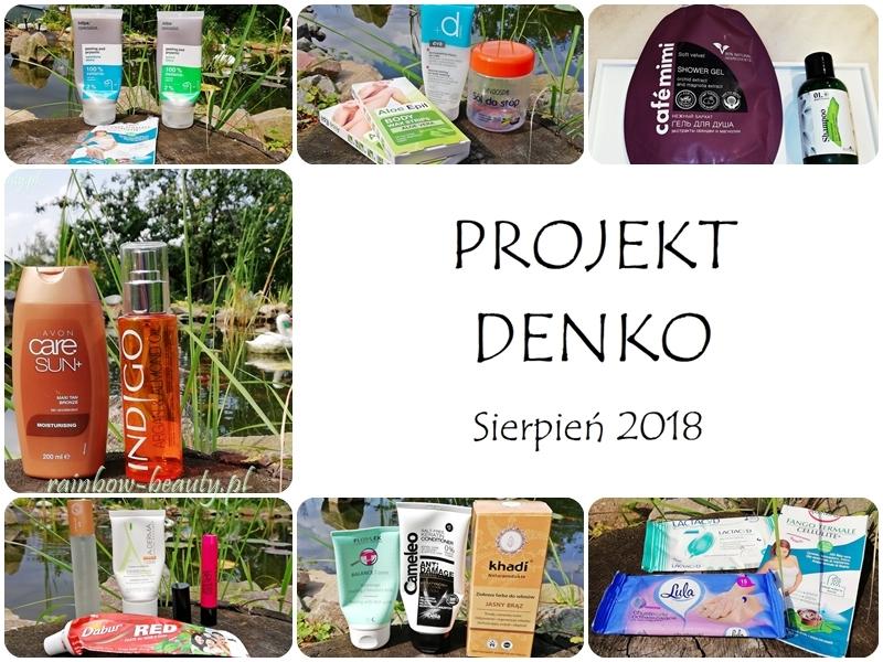 Projekt Denko: Sierpień 2018