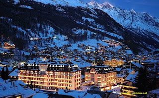 Zermatt City Switzerland