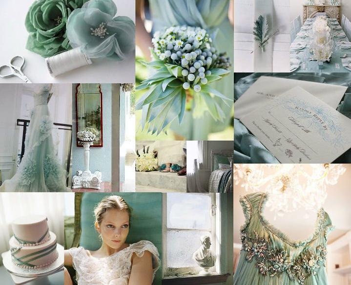 Foto_di_TiamoTisposo_Weddings Partecipazione mod. PetaloColore Tiffany Colore Verde Acqua