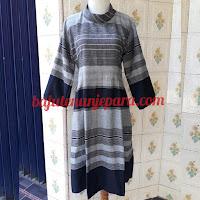 Baju Tenun Wanita dari Jepara