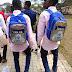 EFIWE GISTS: IMSU Fresher Pictured Using Padlocked Bag