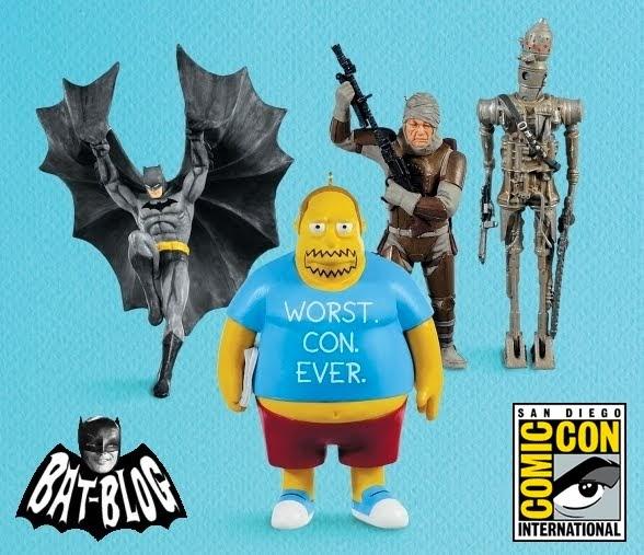 Free Comic Book Day San Diego: BLOG : BATMAN TOYS And COLLECTIBLES: Hallmark BATMAN