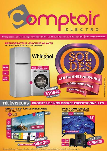 catalogue lecomptoir electro novembre decembre 2018