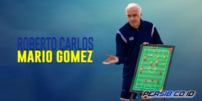 Mario Gomez Akan Membuat Persib Bermain Atraktif dan Menghibur Mario Gomez Akan Membuat Persib Bermain Atraktif dan Menghibur