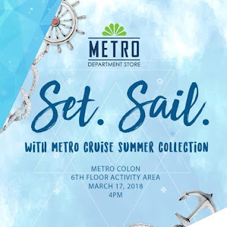 MY TOP PICKS FROM THE METRO CRUISE SUMMER COLLECTION