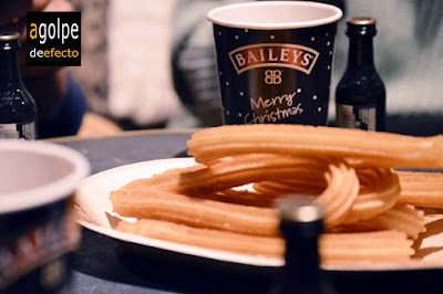 I RUTA BAILEYS DEL CHOCOLATE CON CHURROS