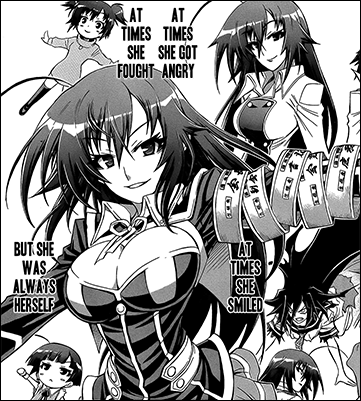Medaka Box Review Manga