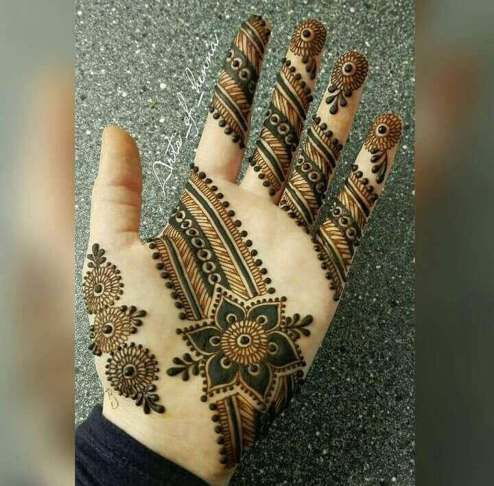 mehndi designs 2017 beautiful