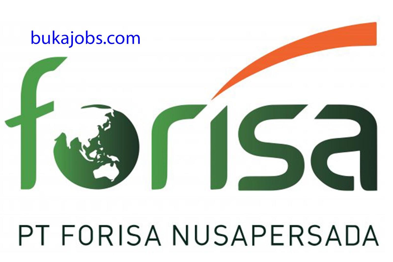 Lowongan Kerja di PT Forisa Nusapersada Indonesia