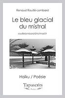 Le bleu glacial du mistral di Renaud Rouillé-Lombard