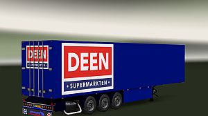 Dutch Supermarkets trailers pack