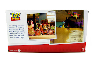 toy story minis 10 pack mini figures