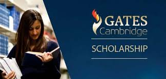 Gates Cambridge Scholarship for Postgraduate International Students in UK, 2018