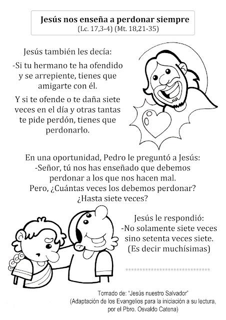 La catequesis el blog de sandra recursos catequesis sacramento penitencia reconciliaci n - Libro 21 dias para tener tu casa en orden ...