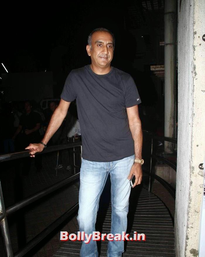 Milan Luthria, Pics from 'Finding Fanny' Movie Screening