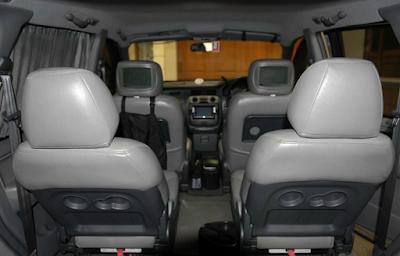Interior Hyundai Trajet