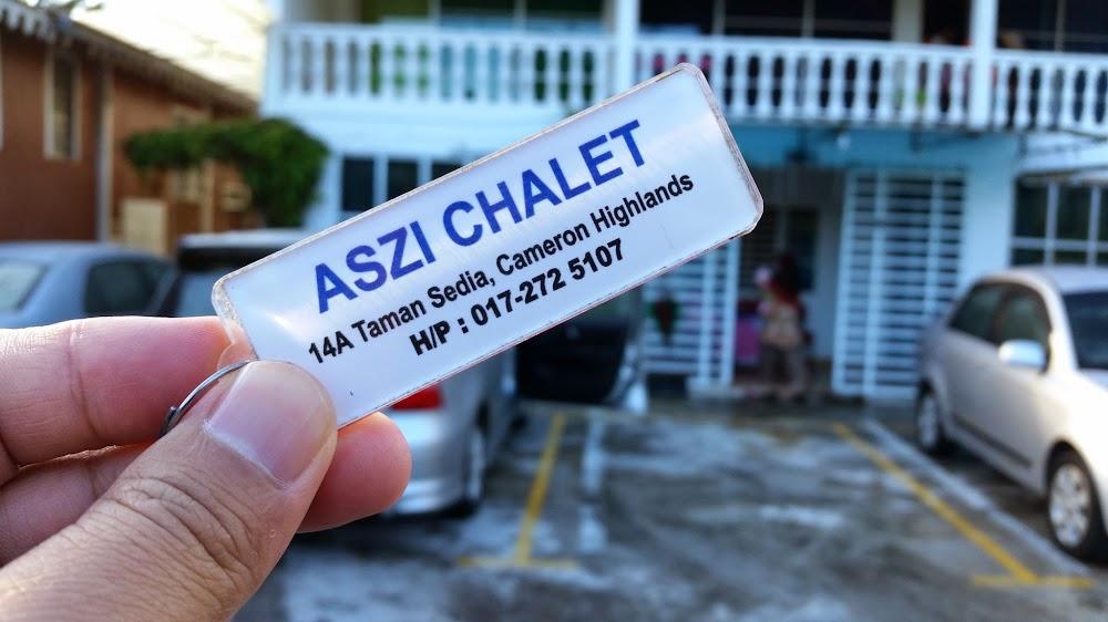 ASZI Chalet