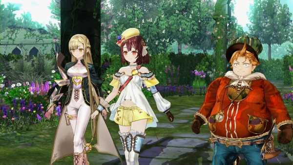 Atelier Sophie is so adorable