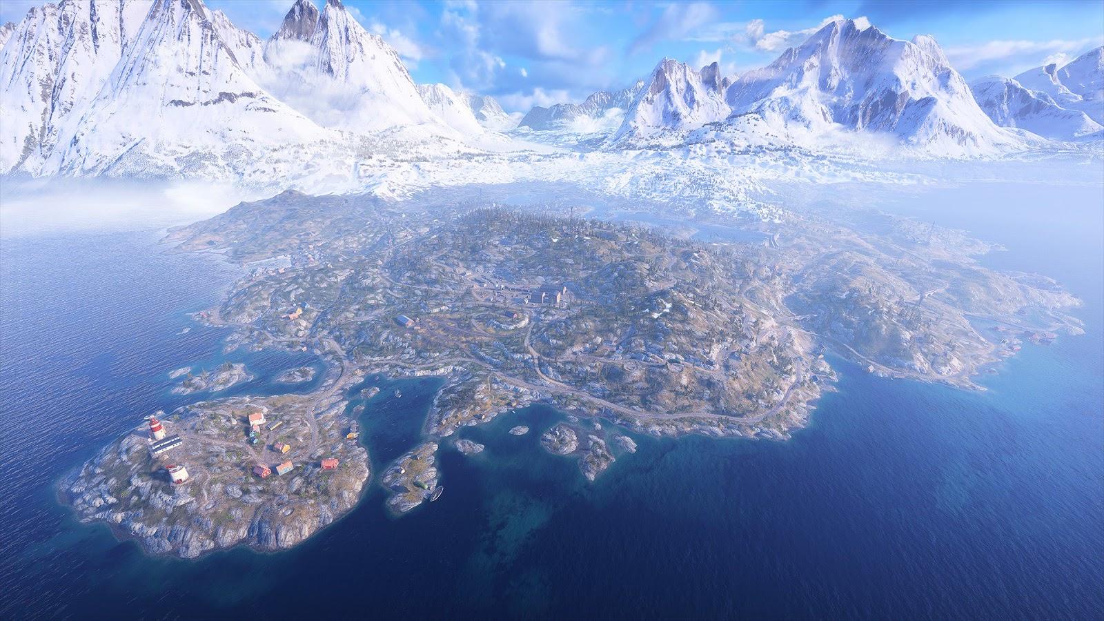 Battlefield V: Informações vazadas revelam possível expansão do mapa Halvoy de Firestorm