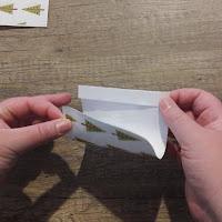 réaliser un calendrier de l'avent rapide berlingot à imprimer noel