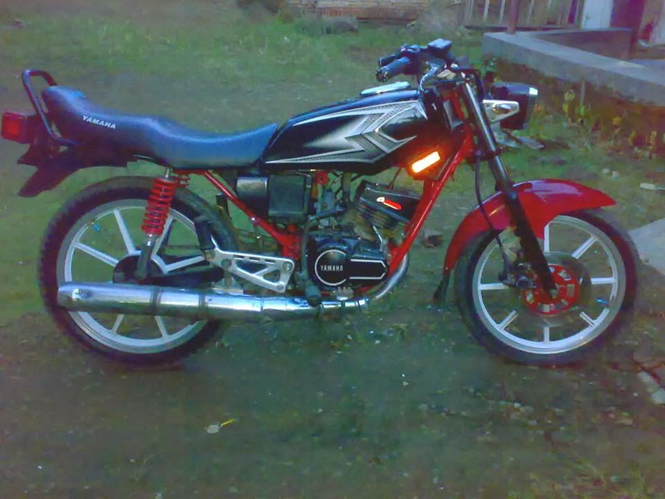Gambar Modifikasi Yamaha Rx King Motorcycle Modification