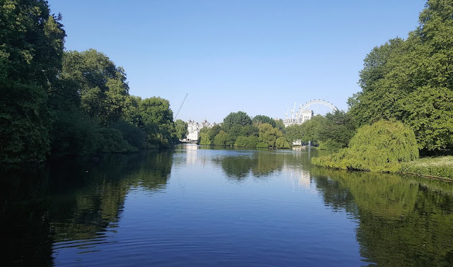 saint james park a londres 2018