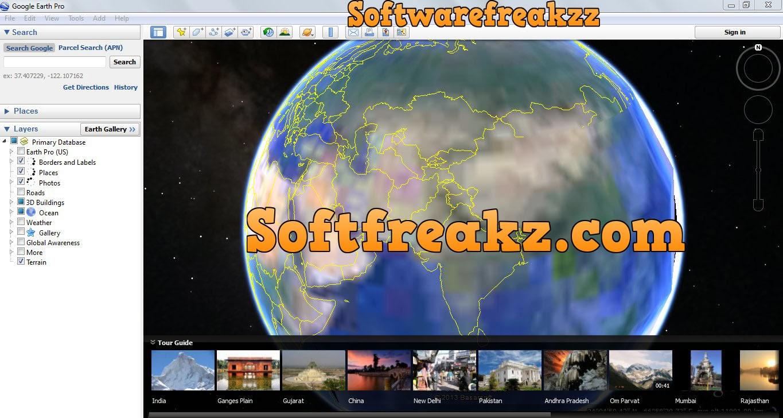 Google Earth Pro 7 1 2 2019 Final Portable | Softfreakz