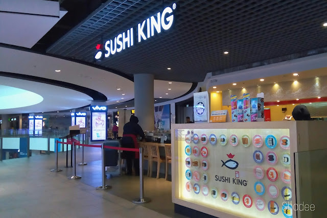Sushi King Aman Central