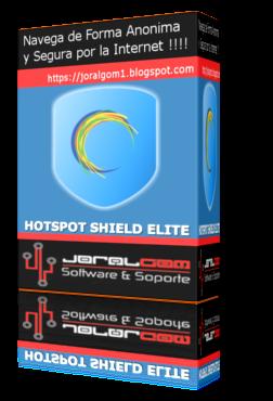 Hotspot Shield Elite v5.4.10 Navega de Forma Segura por la Internet !!!!