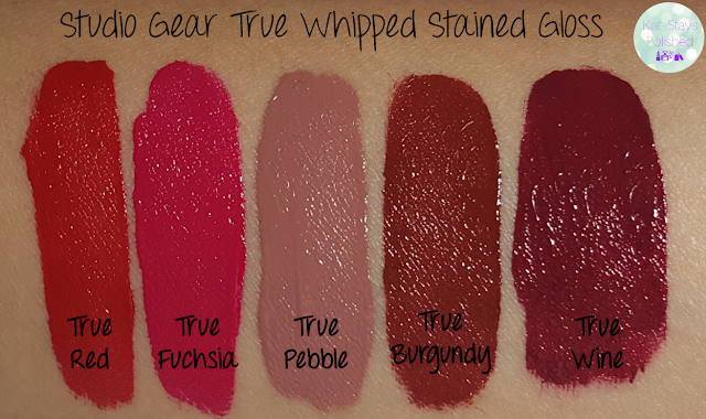 Studio Gear True Whipped Stained Gloss | Kat Stays Polished