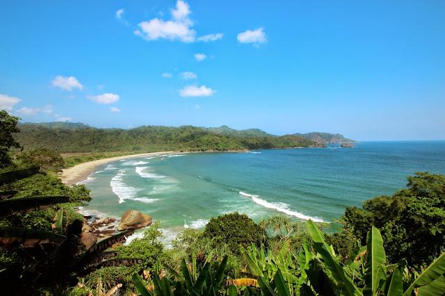 Objek Wisata Pantai Lenggoksono