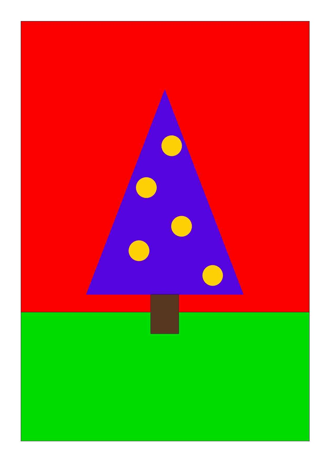 Catch Christmas On A Color Wheel Complementary Colors