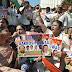 بھارت میں مودی حکومت کی عوام دشمن پالیسیوں کیخلاف احتجاج