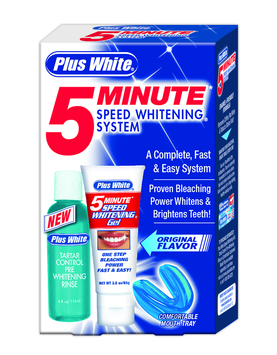 5 Minute Makeup Must Haves: Plus White 5 Minute Speed Whitening