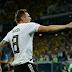 Goles - Alemania 2-1 Suecia