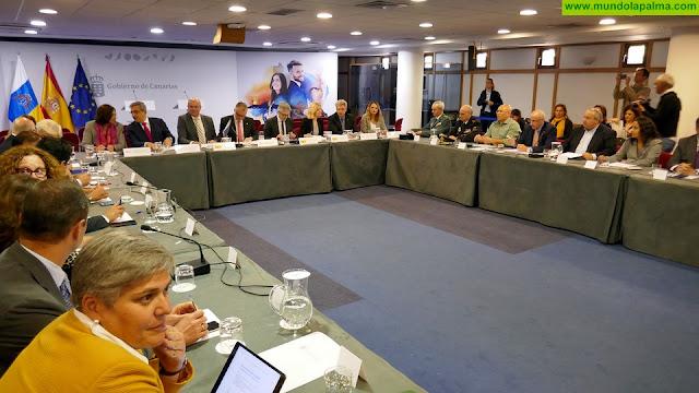 Canarias reclama más recursos y el compromiso de la Unión Europea para la atención a la llegada de migrantes