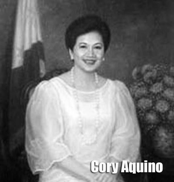 Foto Cory Aquino