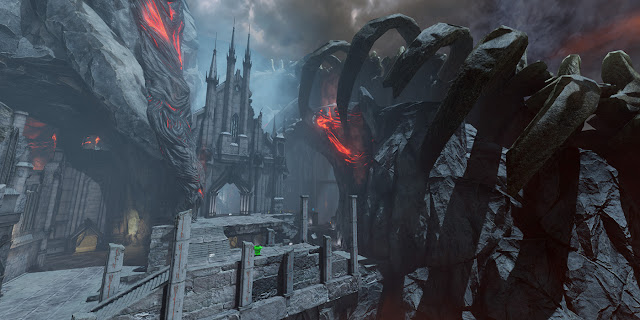 Quake Champions Burial Chamber