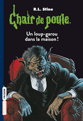 goosebumps the werewolf in the living room chair de poule 60 un loup garou dans la maison 27231