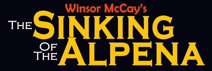 Winsor McCay's The Sinking of The Alpena