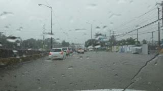COE Eleva a 23 las provincias en alerta por las intensas que lluvias afecta al país