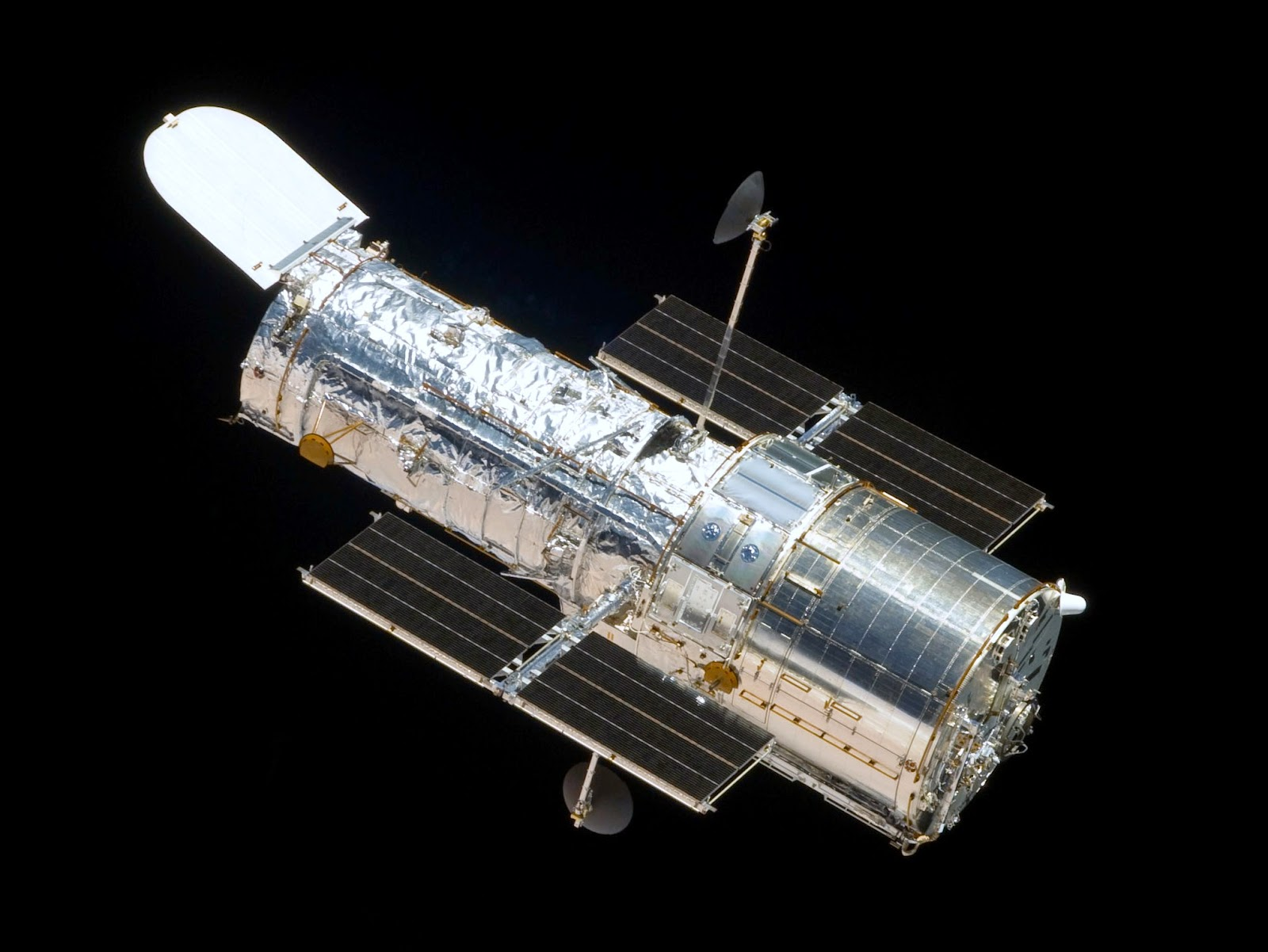 Buzz Blog: How Fidel Castro Helped Bring Us the Hubble ...