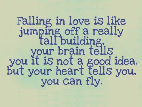 Teen Falling In Love Quotes 25